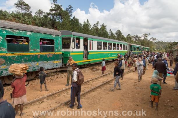 Fianarantsoa to Manakara Train